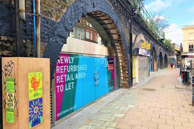 Unit 21 (Arch 605), Atlantic Road, Brixton Pillars, Brixton, Retail To Let - Retail External .jpeg