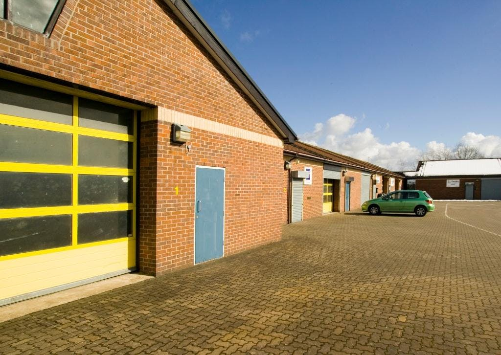 Bersham Enterprise Centre, Plas Grono Road, Wrexham, Industrial To Let - Bersham 1.jpg