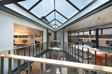 16 Acton Street, London, Offices To Let - 16actonstreet1stflooratrium.jpg