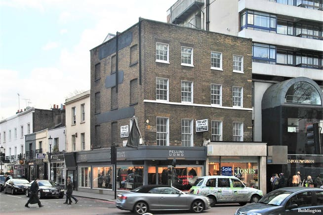 185-187 Brompton Road, London, Offices To Let - External