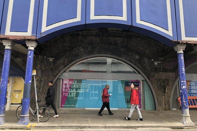 Arch 601, Unit 18, Brixton Pillars, Atlantic Road, Brixton, Retail To Let - IMG_5468.JPG
