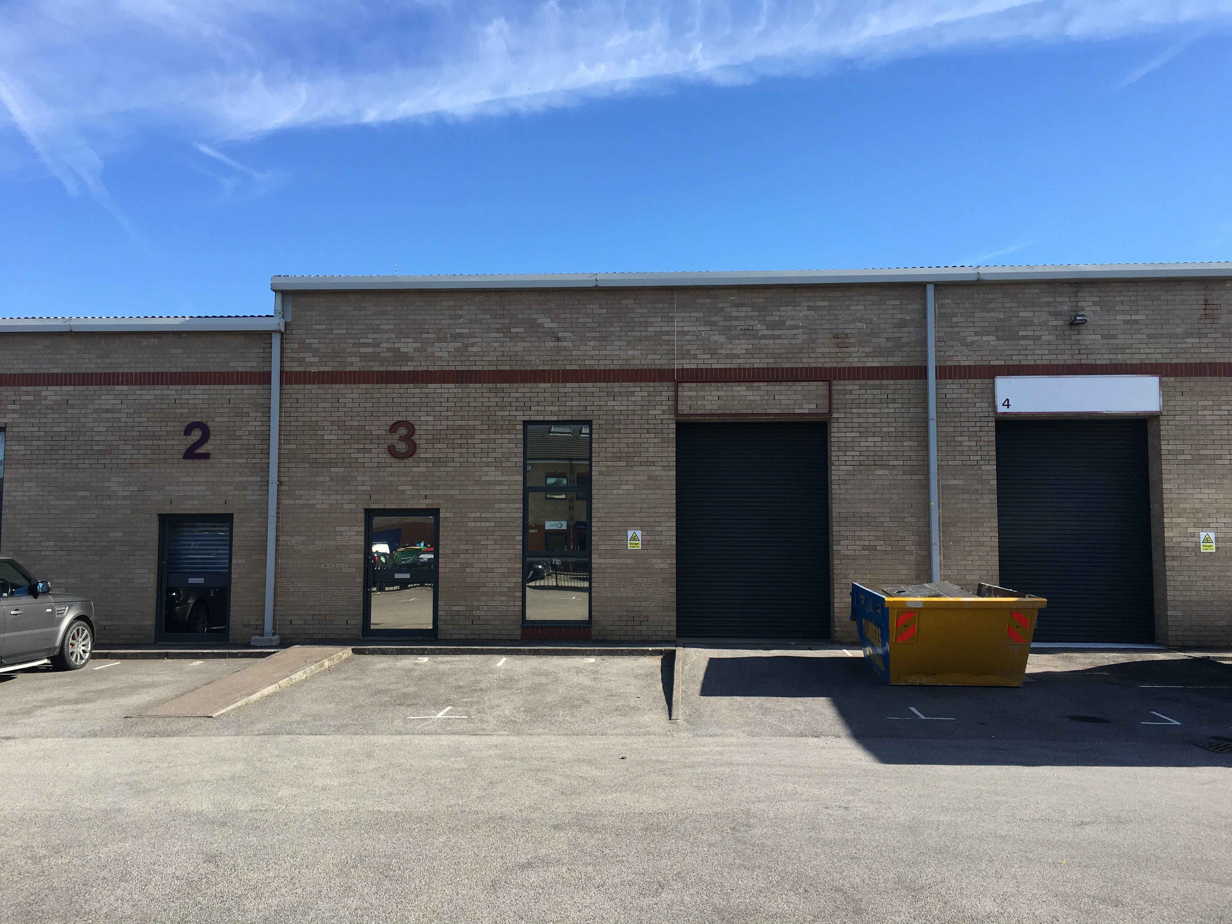 Unit 3, Boundary Business Centre, Woking, Warehouse & Industrial To Let - IMG_1805.JPG