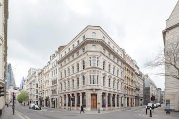 20 King Street, London, Offices To Let - Gresham Street Estate - 20 King Sreet