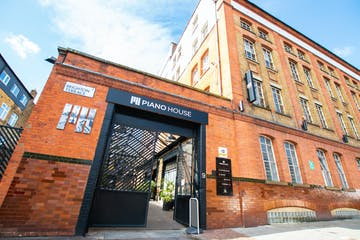 Piano House, London, Offices To Let - External (1)