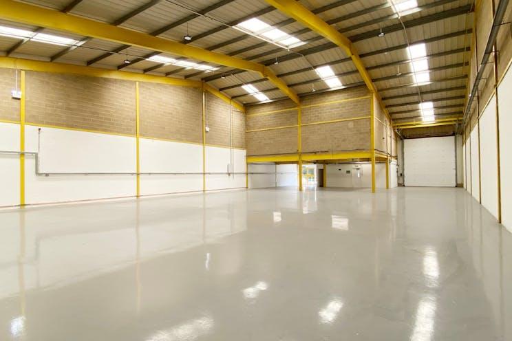Unit 3 Springlakes Industrial Estate, Aldershot, Warehouse & Industrial To Let - Warehouse internal 1