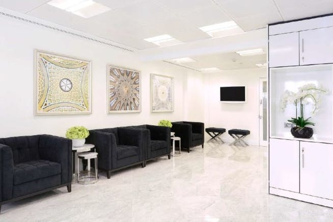 59-60 Grosvenor Street, London, Offices To Let - Reception