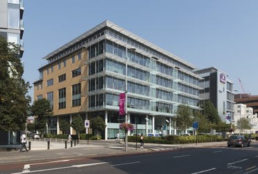 Ealing Gateway, 26-30 Uxbridge Road, London, Office To Let - Ealing Gateway  External A.jpg - More details and enquiries about this property