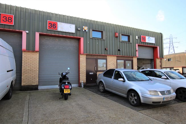 Unit 15 Aztec Centre, Poole, Industrial & Trade / Industrial & Trade To Let - IMG_9703m.jpg