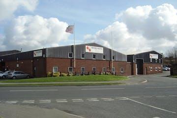 Waterfall Trade Park, Blackburn, Industrial To Let - IMGP0744.JPG