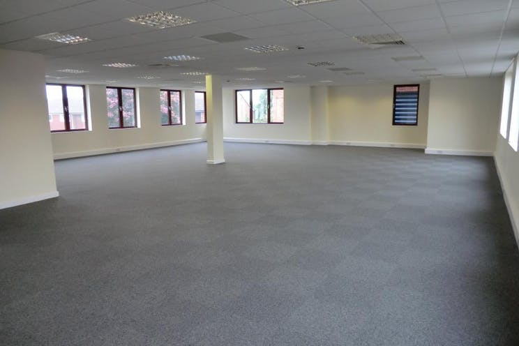 Ground Floor Left, Ashcombe House, 5 The Crescent, Leatherhead, Offices To Let - Internal
