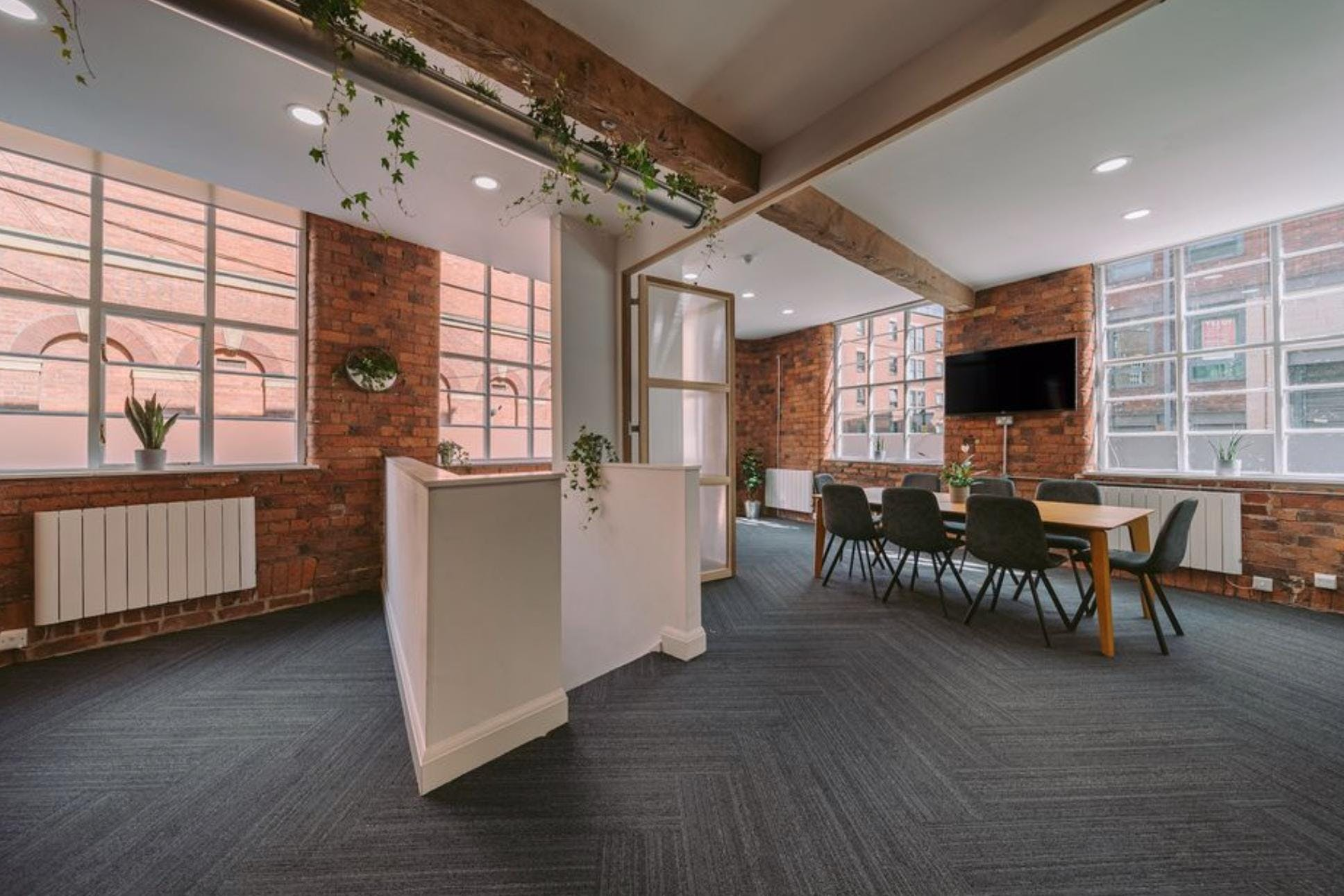Wharncliffe Works: Front Office, 86 Green Lane, Sheffield, Offices To Let - Wharncliffe Works - Ground Floor (4).jpg