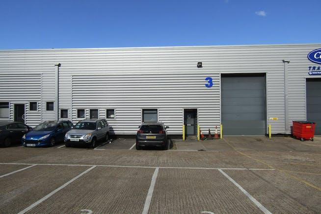 Unit 3, Bilton Industrial Estate, Bracknell, Industrial To Let - IMG_1715.JPG