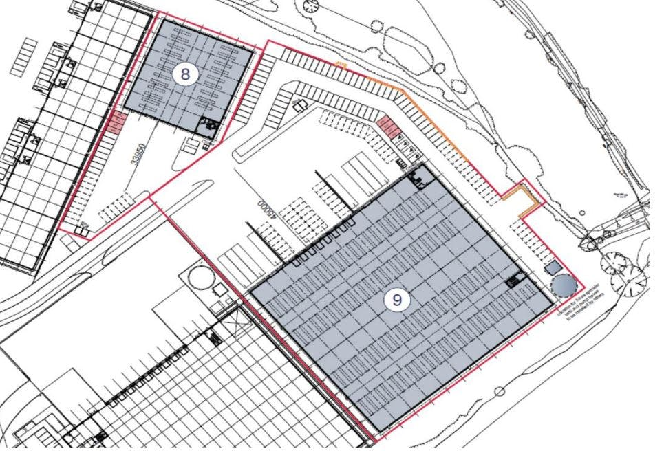 Blenheim 18, Blenheim Industrial Estate, Nottingham, Distribution Warehouse To Let - Blenheim park layout.JPG