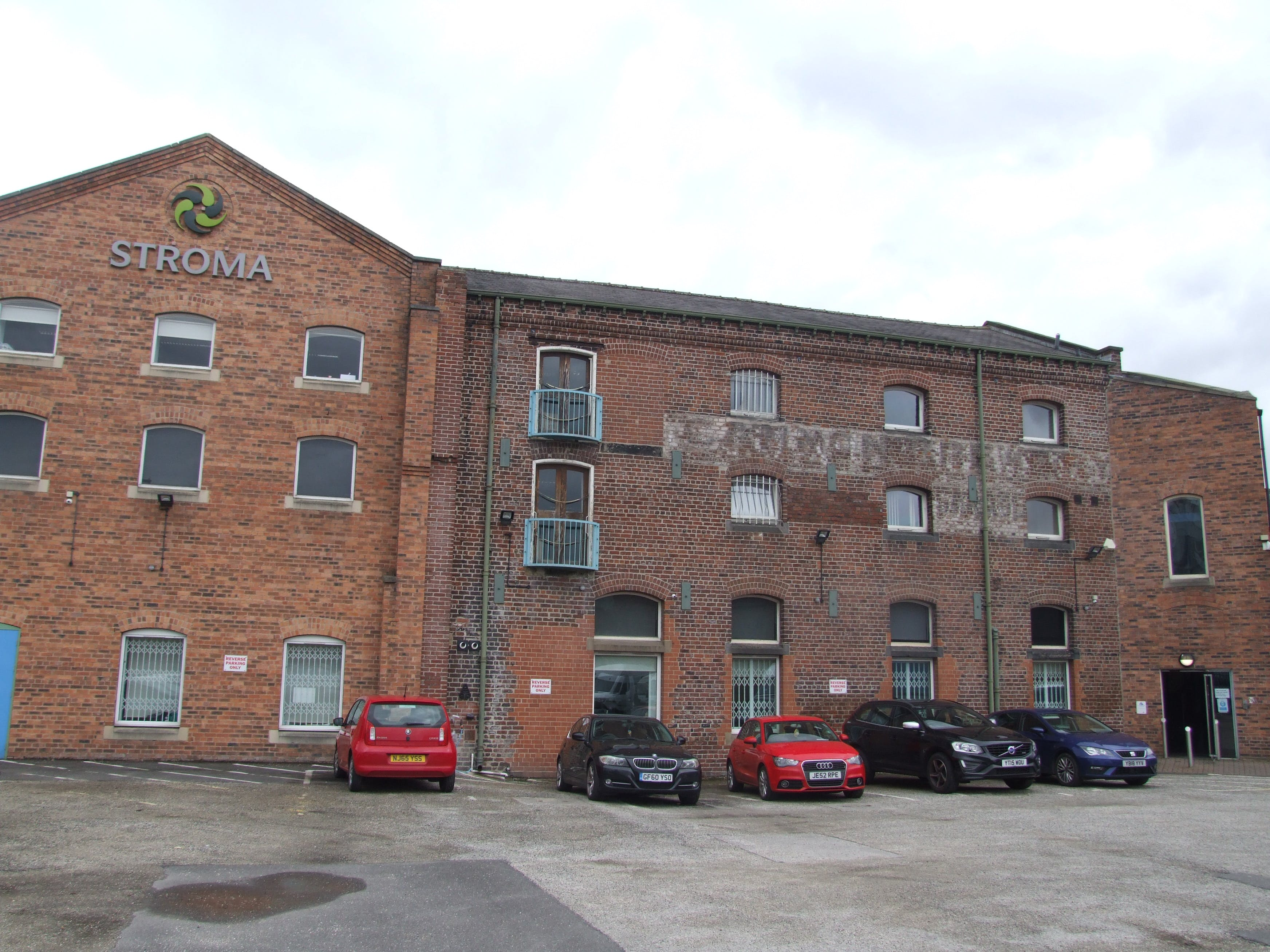 The Maltings, Sheffield, Warehouse & Industrial / Offices / Suis Generis (other) To Let - DSCF2120.JPG