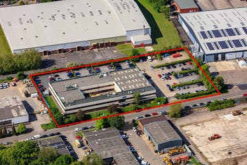 Gemini House, Hargreaves Road, Swindon, Office To Let - Aerial.jpg