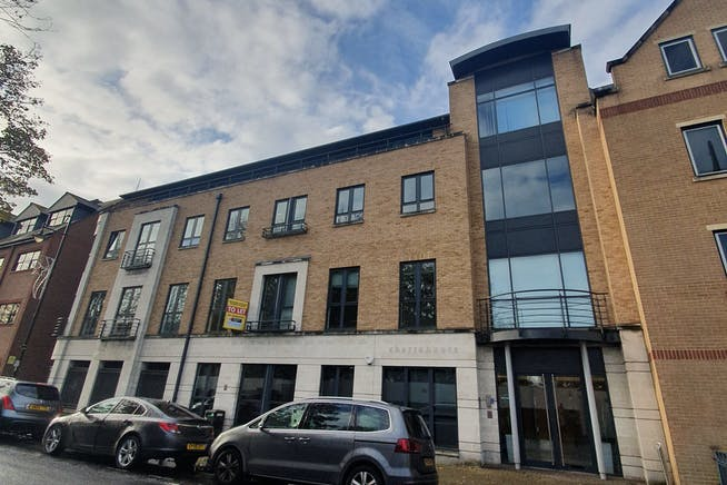 Charta House, Church Street, Staines-upon-Thames, Offices To Let - Front Charta.jpg