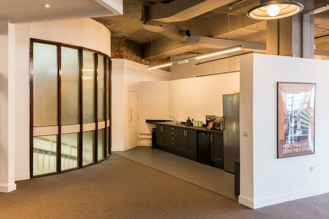 3rd Floor @ Kollider, Castle House, Sheffield, Offices To Let - Kollider Shared Kitchen 1.jpg