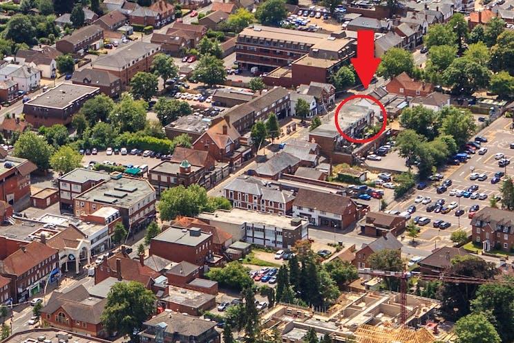 218 Fleet Road, Fleet, Investment Property For Sale - 218 fleet road aerial 1.jpg