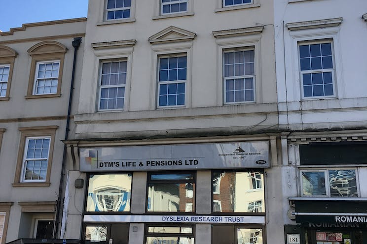 179A Oxford Road, Reading, Reading, Office / Investment / Development For Sale - IMG6047.JPG