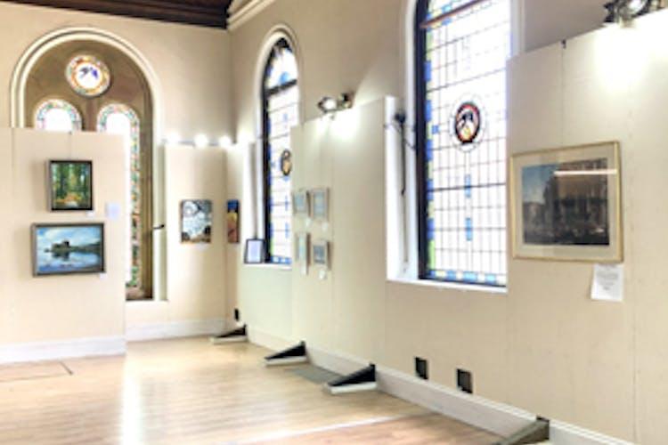 South Downs Arts Gallery, Nineveh House, Arundel, Leisure / Retail To Let - NinevehGallery2 003.jpg