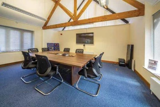Hooper House, Hatch Warren Farm, Basingstoke, Office To Let - MeetingRoom.jpg