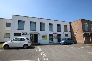 Suite B, 55 Cobham Road, Wimborne, Office To Let - IMG_7190.JPG