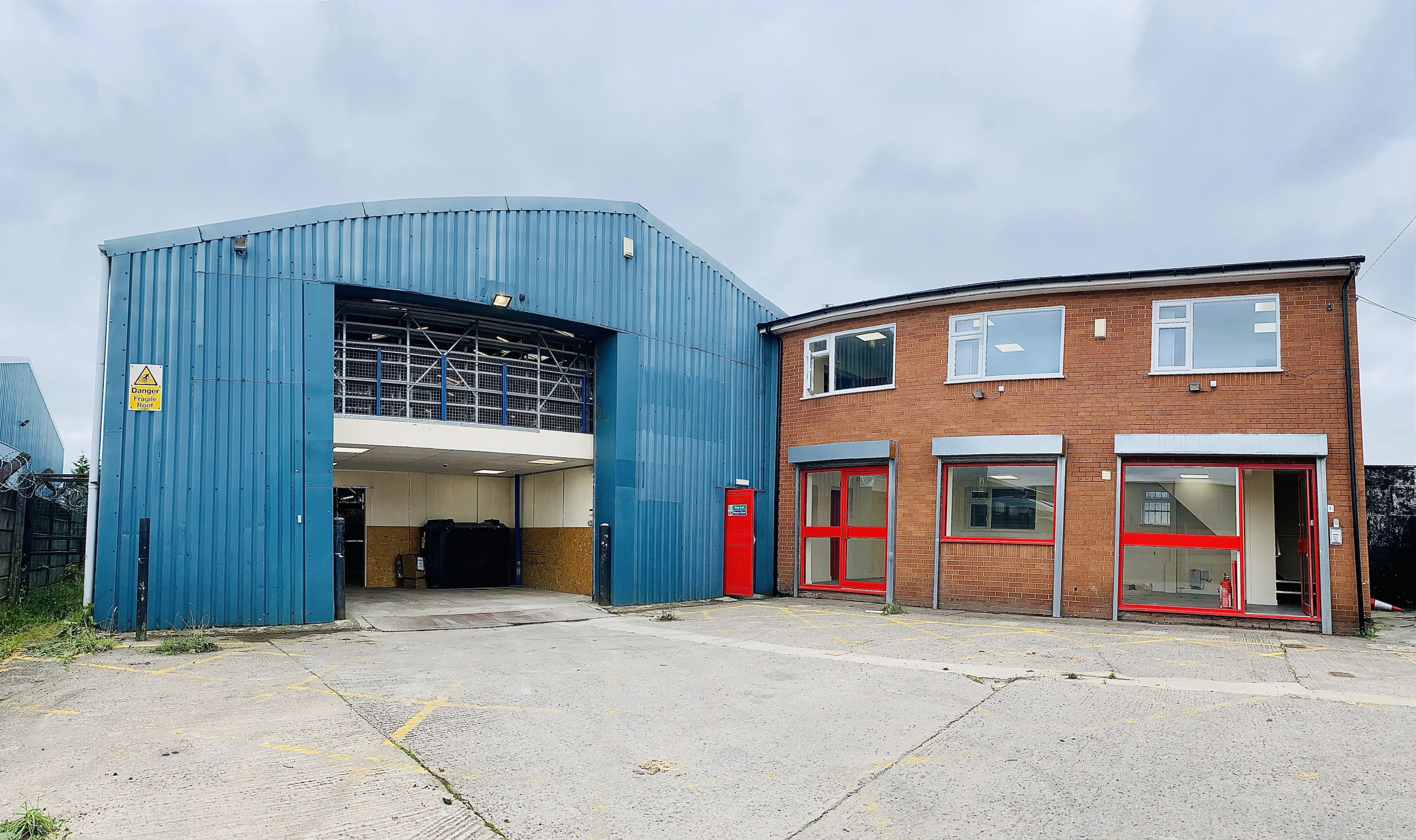 Unit 4 Woolfold Industrial Estate, Mitchell Street, Bury