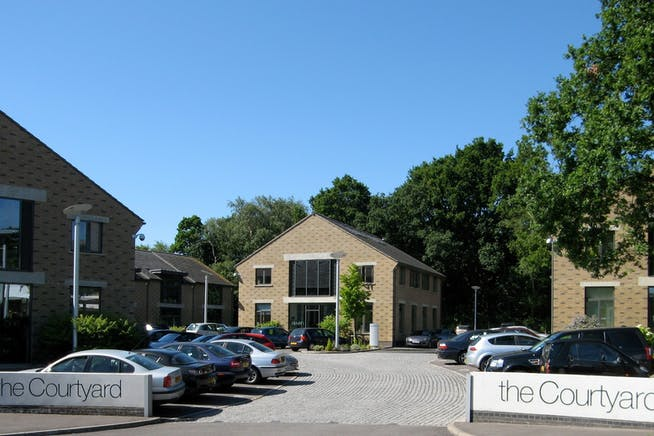 Unit 4, The Courtyard, Bracknell, Offices To Let - 4 The Courtyard, Eastern Road, Bracknell, Berkshire RG12