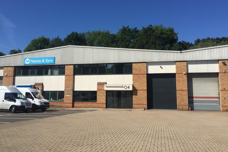 Unit 4 Guildford Industrial Estate, Guildford, Warehouse & Industrial To Let - External