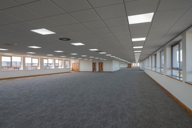 Gateway House, 4 Penman Way House, Leicester, Office To Let - Internal floor.jpg