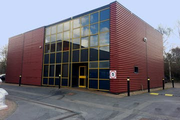 Unit 10 Spectrum West, St Laurence Avenue, Maidstone, Warehouse / Industrial To Let - Maidstone Unit 10 Spectrum Front 1.jpg
