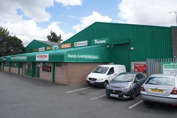 Unit H Hobley Drive, Swindon, Industrial To Let / For Sale - H Hobley Drive.JPG