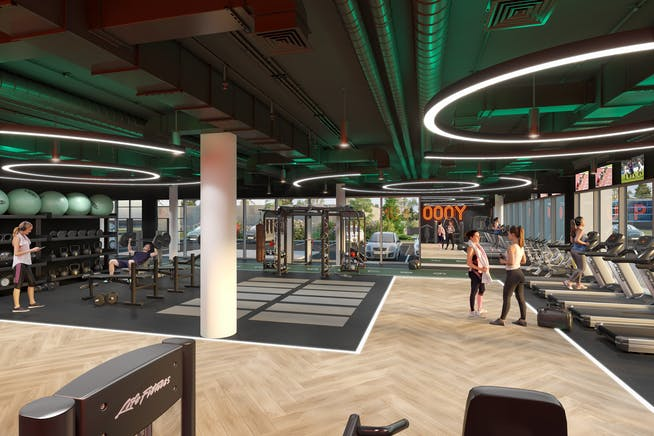 Building 5, The Heights, Wellington Way, Weybridge, Offices / Serviced Offices To Let - The Edge Gym.jpg