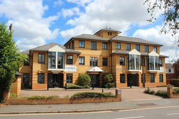 Ground Floor, Remenham House, Bourne End, Offices To Let - Ground Floor, Remenham House, Regatta Place, Marlow Road, Bourne End SL8