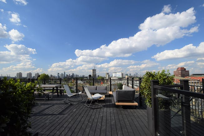Piano House, London, Offices To Let - Roof Terrace
