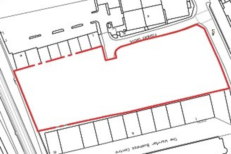 New Development Site, Fitzherbert Road, Portsmouth, Industrial / Trade Counter To Let / For Sale - Site Plan Fitz   .jpg
