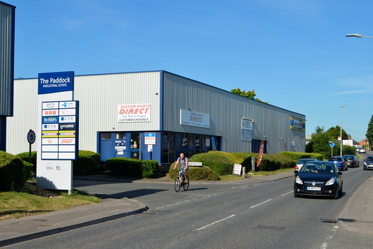 Unit 4, The Paddock Trading Estate, Newbury, Industrial To Let - PaddockEntrance-1.jpg