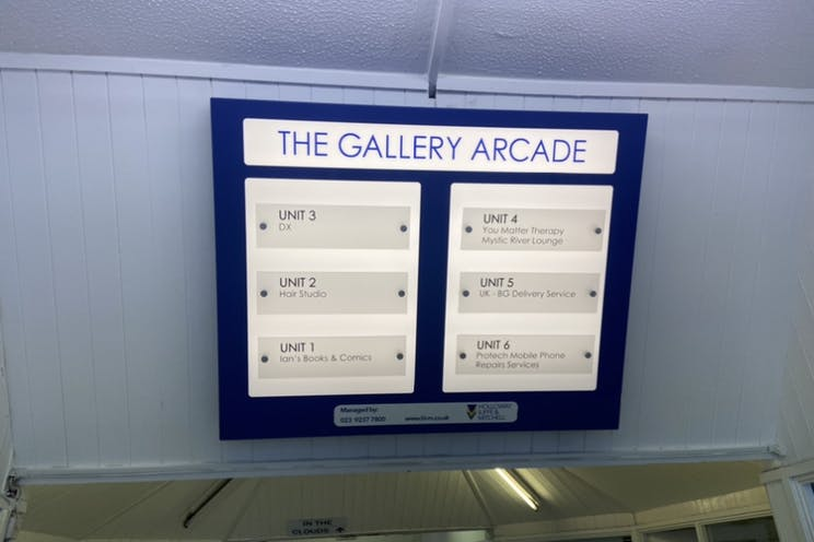 Unit 5, The Gallery Arcade, 143-147 London Road, Portsmouth, Retail To Let - image00008.png