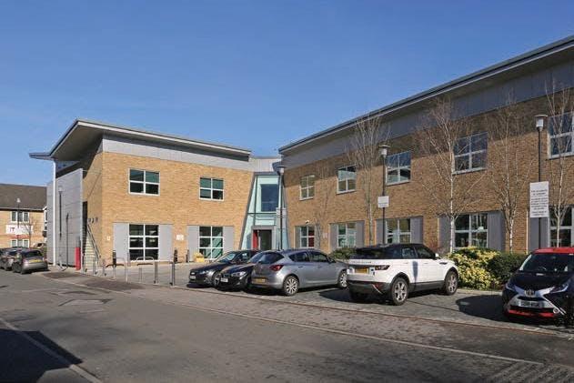 Gateway, Woodbridge Road, Guildford, Office To Let - Frontage.jpg
