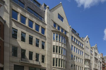 10 Stratton Street, London, Offices To Let - External