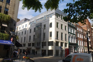 12 Soho Square, London, Office To Let - Exterior.PNG - More details and enquiries about this property
