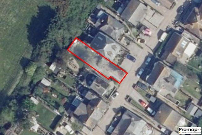 Old Shoreline Cottage, Tram Road, Rye, Land For Sale - Promap-542739-652456-Aerial Photo.jpg