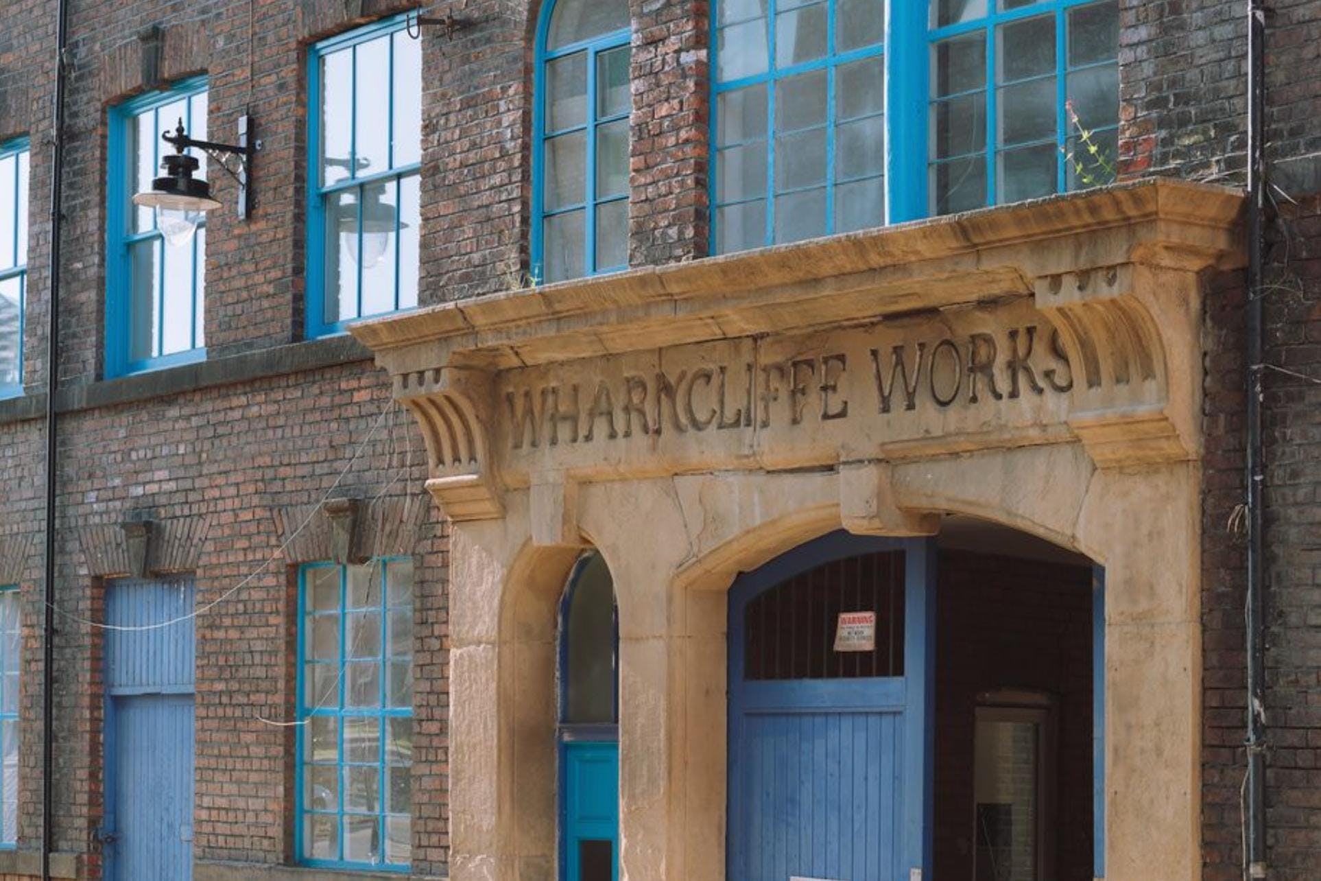 Wharncliffe Works: Front Office, 86 Green Lane, Sheffield, Offices To Let - Wharncliffe Works - Exterior.jpg