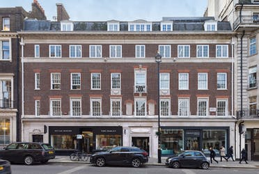 5 Wigmore Street, London, Office To Let - Exterior.PNG - More details and enquiries about this property