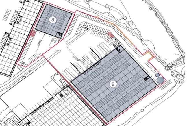 Blenheim 81, Blenheim Industrial Estate, Nottingham, Distribution Warehouse To Let - Blenheim park layout.JPG