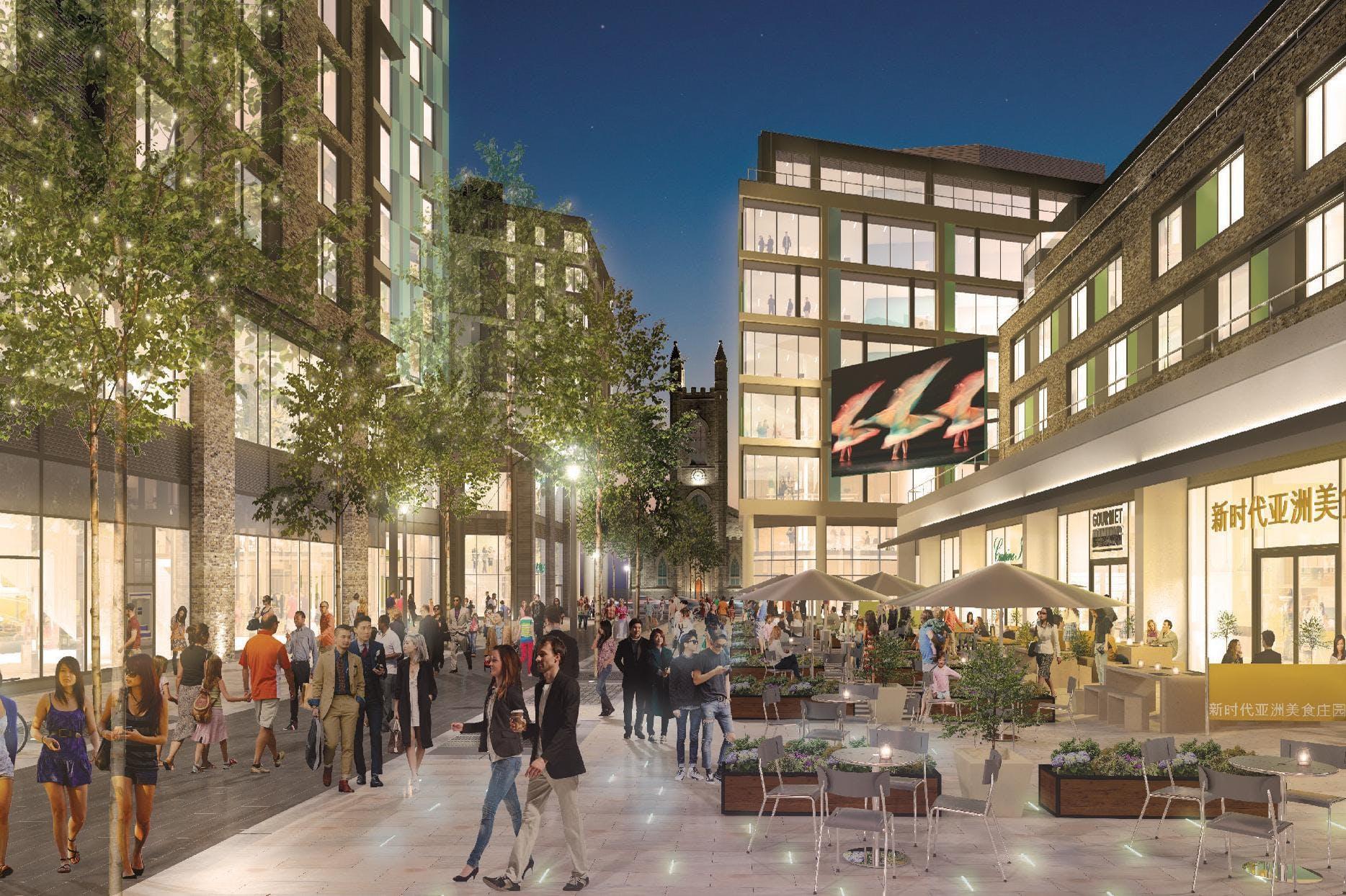 New Era Square: Retail/Leisure, Boston Street, Sheffield, Retail / Other To Let - 2- New Era - Marketing Image2 - .JPG