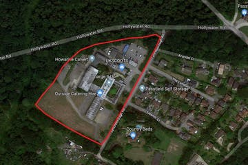 Passfield Business Centre, Lynchborough Road, Liphook, Investment, Development For Sale - Indicative Site Plan.jpg