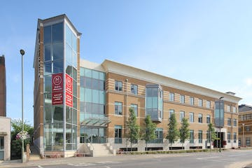Magna House, 18-32 London Road, Staines, Offices To Let - A Exterior 02.JPG