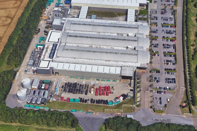 Manston House, Ramsgate, Distribution Warehouse To Let - Manston House.PNG
