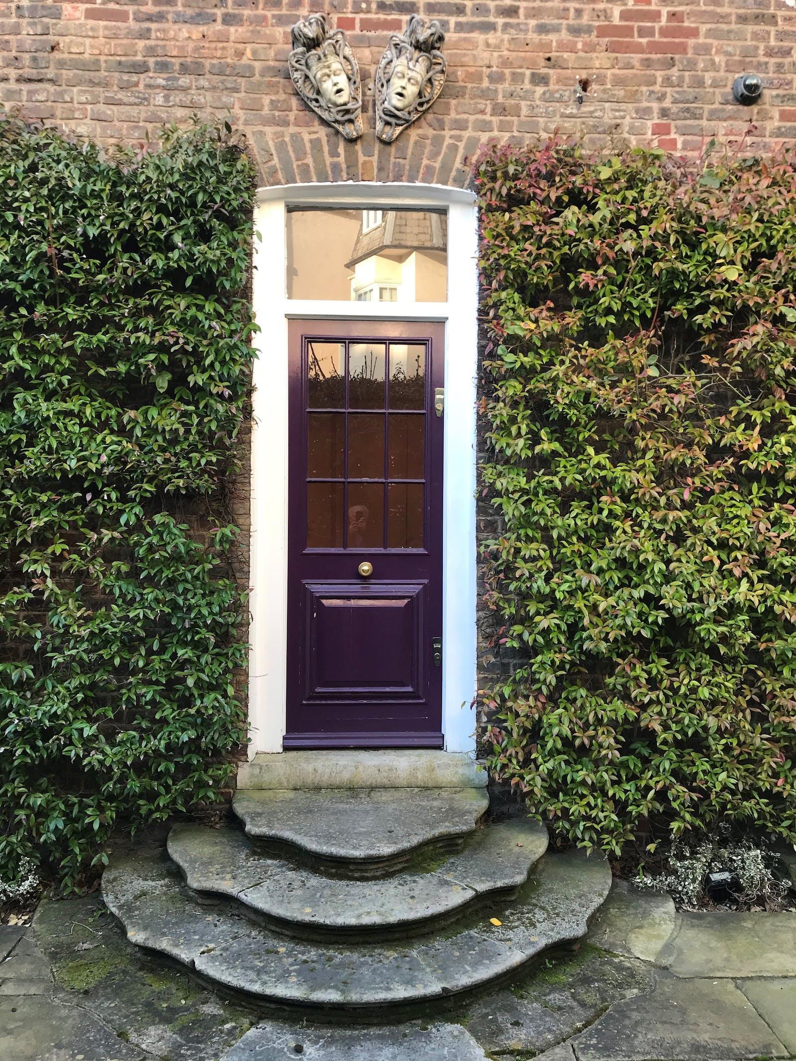 19 West Eaton Place, Belgravia, London, Office To Let - front door.jpg